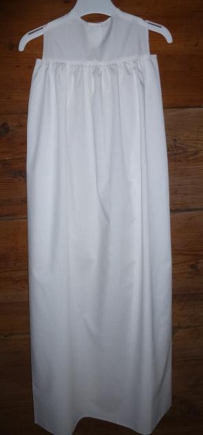 Underklänning till dopklänning